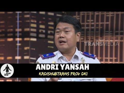 ANDRI YANSAH, KADISHUBTRANS PROV DKI | HITAM PUTIH (11/04/18) 1-4