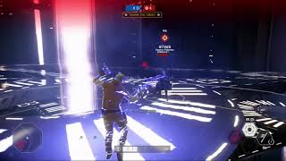 Luke miracle Battlefront 2