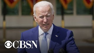 Biden administration hits Russia with new sanctions