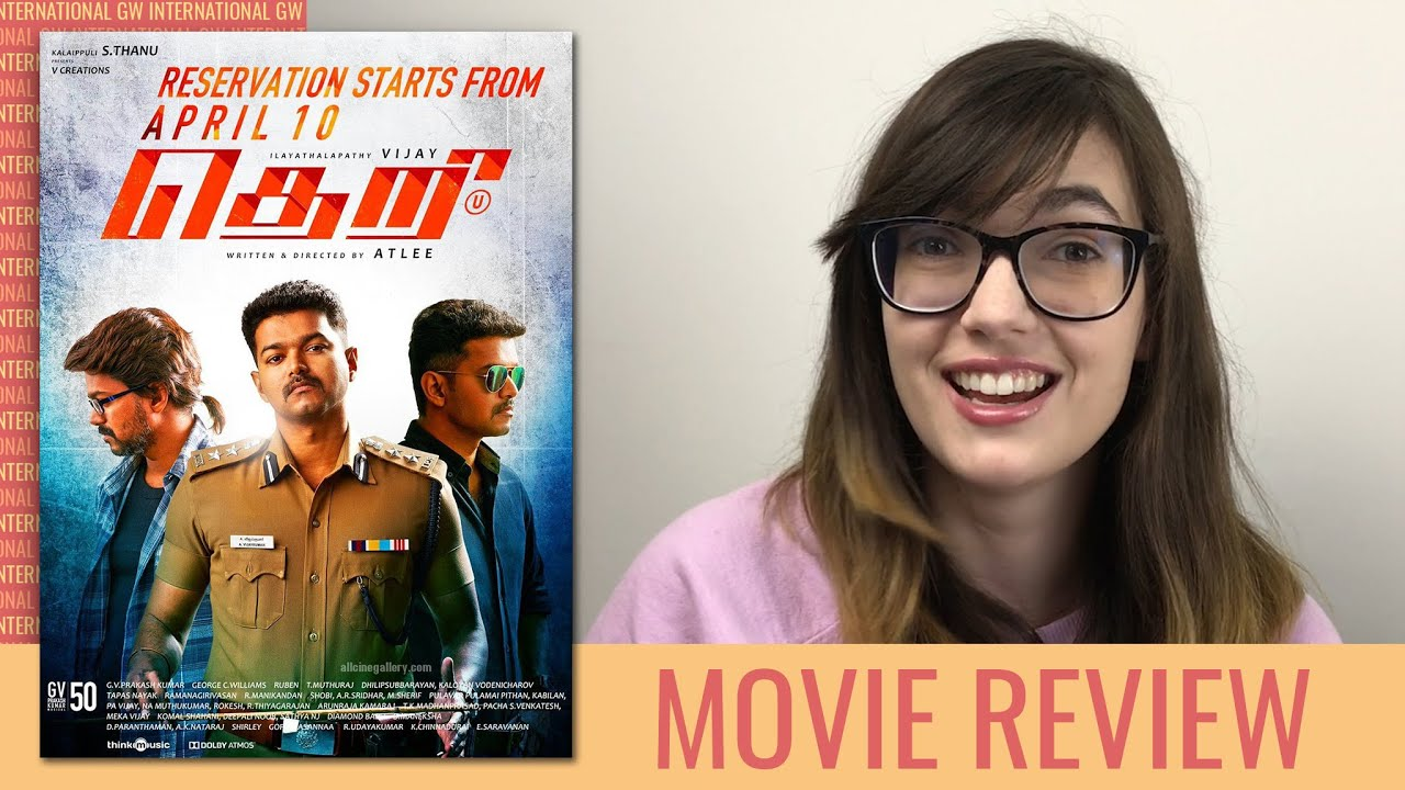 THERI | Movie Review