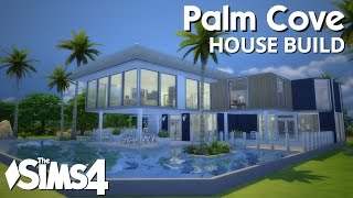 One of The Sim Supply's most viewed videos: The Sims 4 House Building - Palm Cove (w/ Simified)