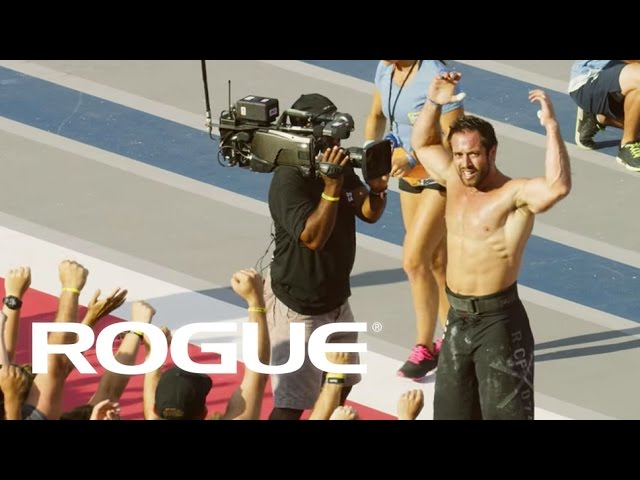 Rich froning 2014 crossfit games champion video breaking muscle
