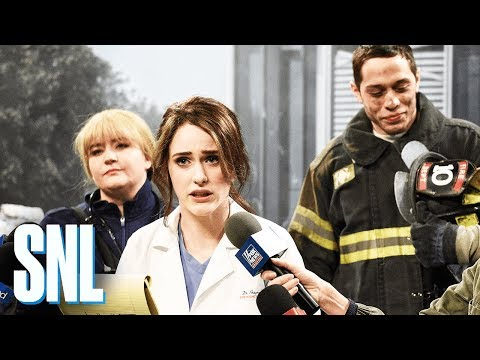Earthquake News Report - SNL