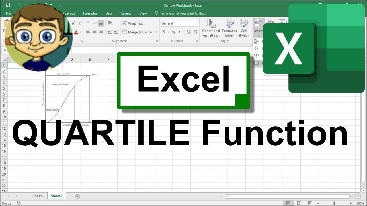The Excel Quartile Function