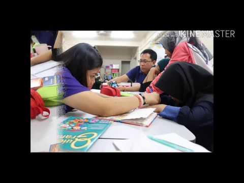 Program Khidmat Masyarakat bersama Persatuan Buku Jalanan Chow Kit