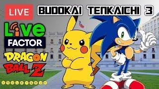 (PS2) Mod Crossover #Dragonball Z Budokai Tenkaichi 3 - Descarga acá: http://bit.ly/LF_mods