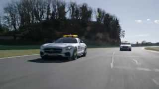Mercedes-AMG GT Safety Car - Driving Video | AutoMotoTV