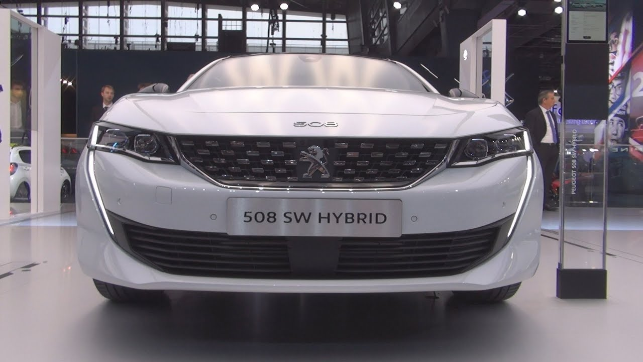 peugeot 508 sw hybrid 2019 exterior and interior youtube. Black Bedroom Furniture Sets. Home Design Ideas
