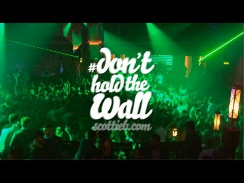 Scottie B Live [#DontHoldTheWall Ep.7] Pryzm Kingston #EveryFriday [Luminar DJ of the Year 2013]