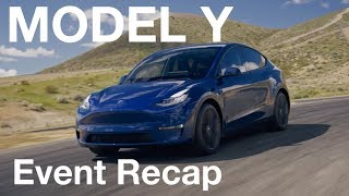 Tesla Model Y Event: What we learned