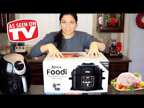 Ninja Foodi Review - Testing As Seen TV Products