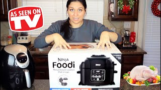 Ninja Foodi Review - Testing As Seen TV Products