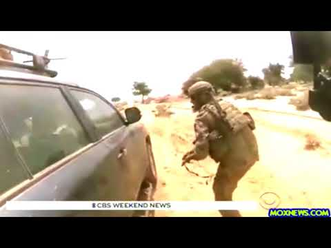 Video Show U.S. Soldiers Killed In Action In Africa