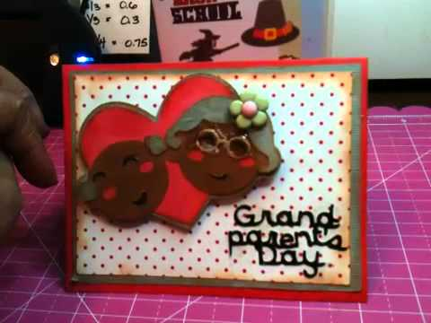 Grand parents day card youtube grand parents day card m4hsunfo