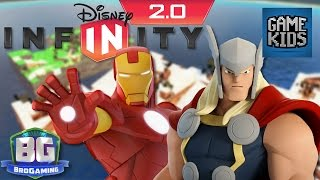 Exploration Survival Mode - Disney Infinity 2.0 - Bro Gaming