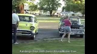 Alturas Fandango Days Dance Modoc County California
