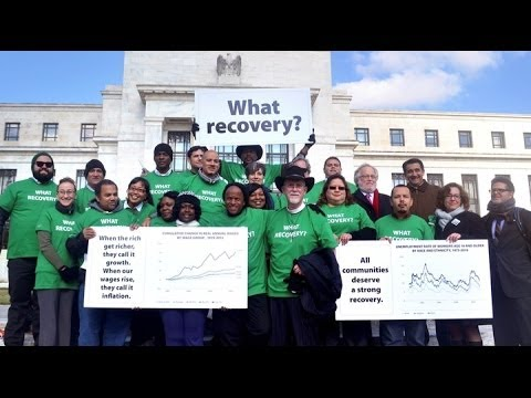 Fed Up! Taking Action for a Strong economy