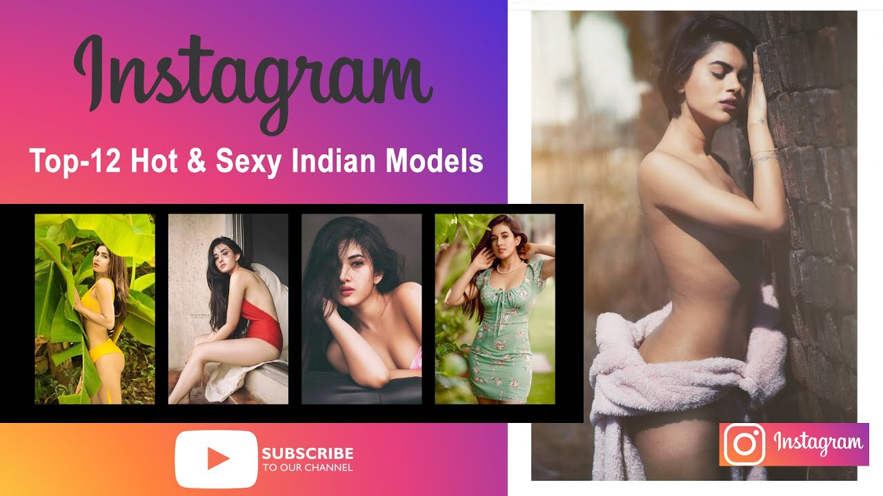 Models indian top sexy 10 Best