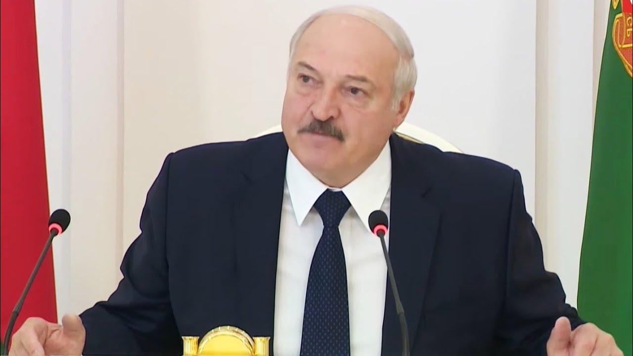 Лукашенко: Измазали меня вдоль и поперёк! Оскорбление за оскорблением! Ладно меня! Уже на ни в чём..