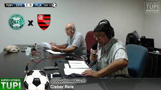 Video Gol Pertandingan Coritiba vs Flamengo