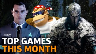New Releases - Top Games Out This Month -- May 2018