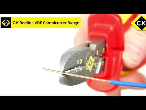 C.K Redline VDE Combicutter Range