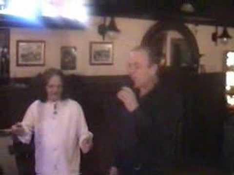 Railway Karaoke Tony Fitz