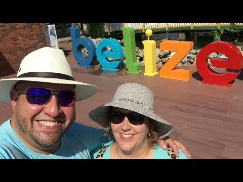 Caribbean Cruise Vacation Day 5 Belize City