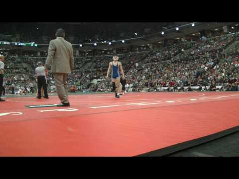 3-11-2017 OHSAA Wrestling Finals D1 120 lbs.