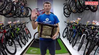 Обзор KLS Shopper - Корзина-сумка на руль велосипеда - Видео от Велохаус