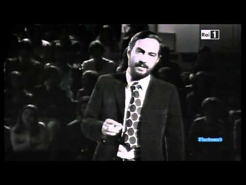 ♫ Nino Manfredi ♪ Tanto Pe' Cantà ♫ Video & Audio Restaurati HD