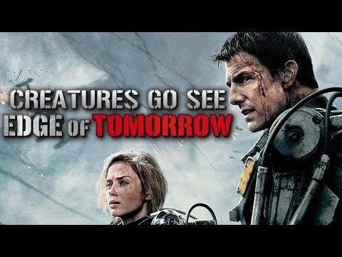 Creatures Go See Edge of Tomorrow