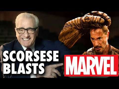 Scorsese's Criticism for Marvel Movies