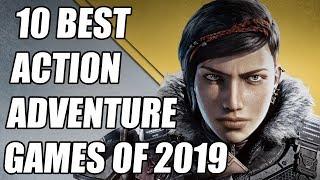 10 BEST Action-Adventure Games of 2019