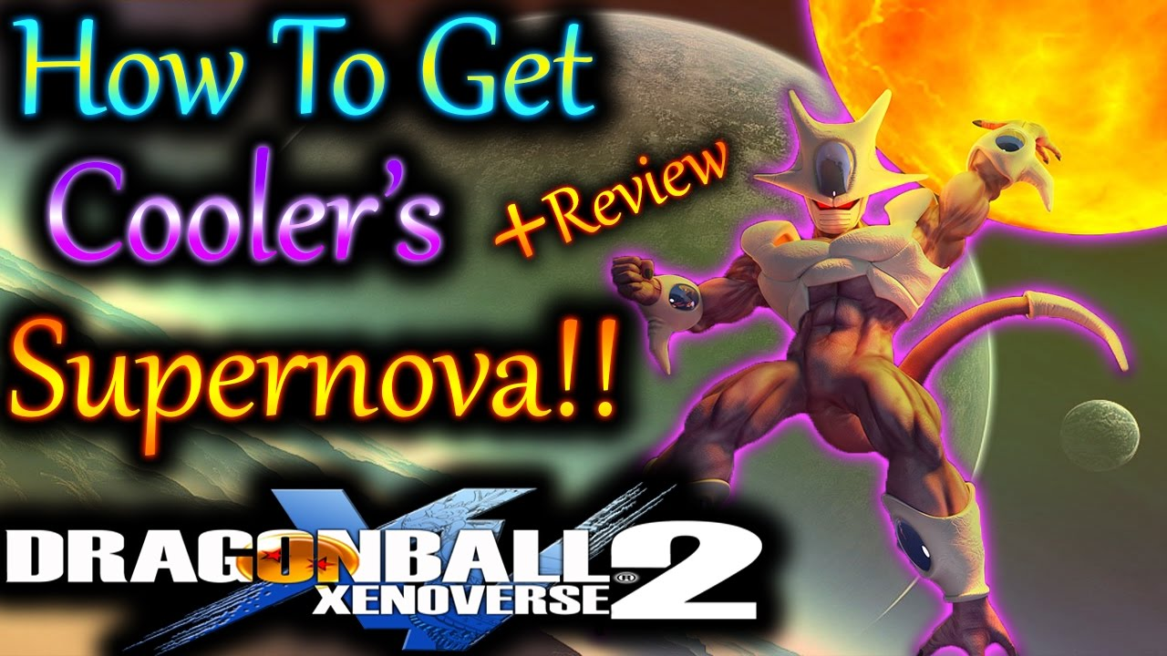 Download Dragon Ball XenoVerse 2: How To Get Cooler's Supernova! - By, Evilerspartan