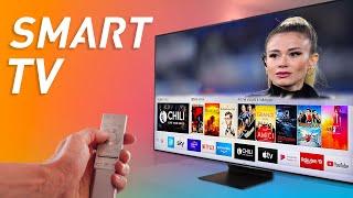 SMART TV e l'importanza del sistema operativo: Samsung il migliore?