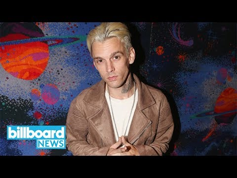 Aaron Carter Comes Out as Bisexual In Heartfelt Twitter Note | Billboard News