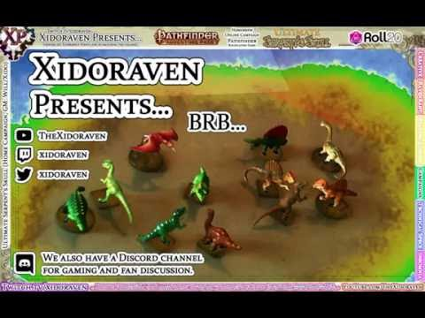 Xidoraven Presents - Ultimate Serpent's Skull, Intro archive