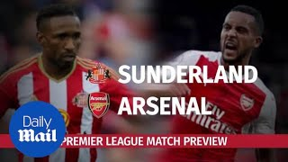 PL match preview: Struggling Black Cats host high-flying Arsenal - Daily Mail