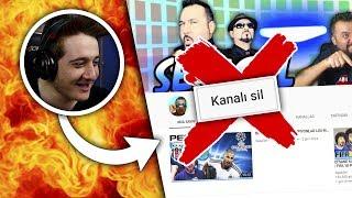 SESEGEL KANALI ARTIK BENİM !!