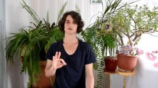 Расслабление через наблюдение ощущений - урок №2
