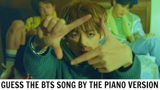 Download Mp3 Guess The Bts Song By The Piano Version