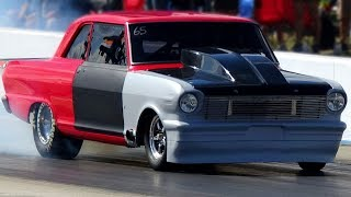 Street Outlaws Live Small Tire Race Orangeburg South Carolina