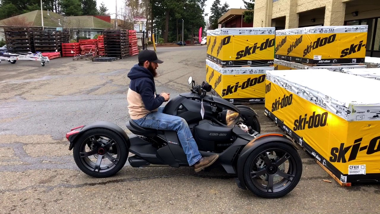 Can Am Ryker Is Here Bmw F750gs Low Ride Thesmoaks Vlog 1130 Youtube