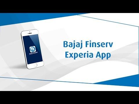 Bajaj  Finserv Experia App | Instant Approval on EMI Finance | Bajaj  Finserv