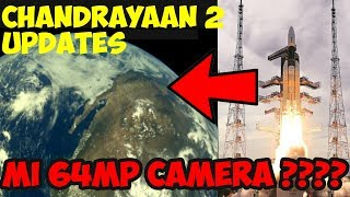 Fortnite New Season 10 Battle Pass || Chandrayaan 2 Update || 64 MP CAMERA PHONE ???? || TECH NEWS