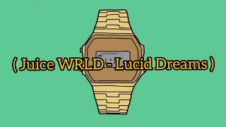 Juice WRLD - Lucid Dreams ( by Celsius )