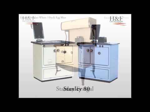 Reconditioned Stanley Stoves - stanley 8 cookers - H & F Enterprises Cashel