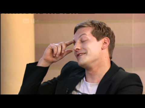 James Sutton | This Morning Interview (26th April 2011)