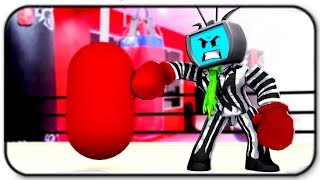 Training To Beat Both KSI And Logan Paul In A Boxing Match - Roblox Fighting Simulator